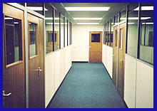 Partitioning and Ceilings